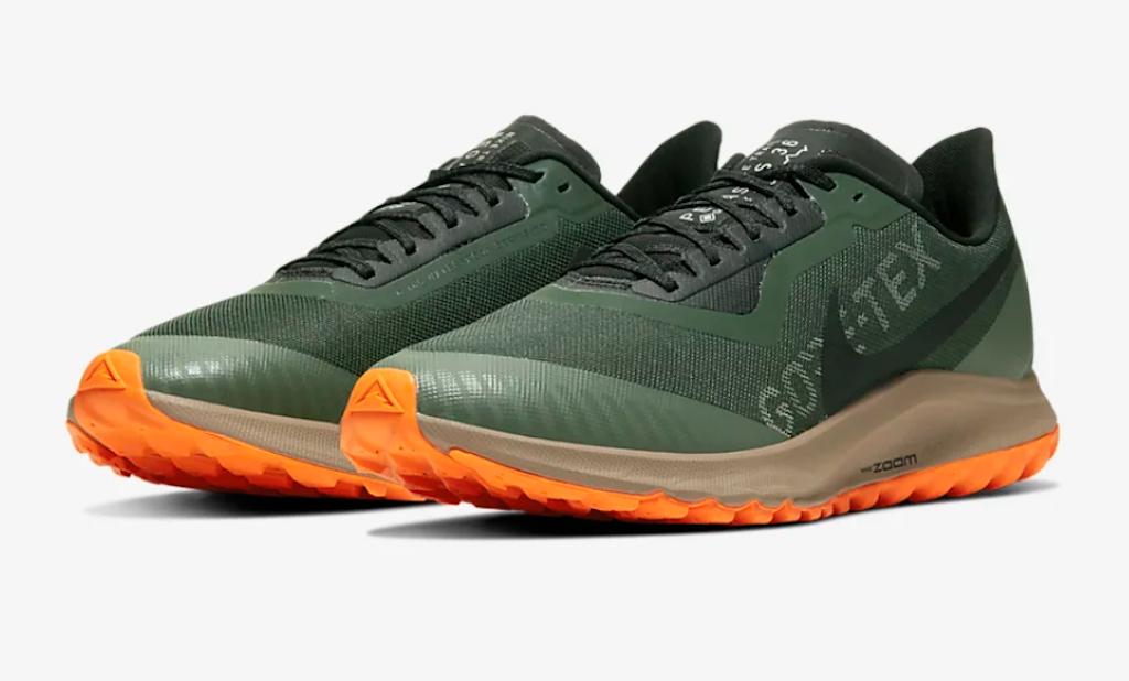 Al mal tiempo buena cara: Nike Pegasus 36 Trail