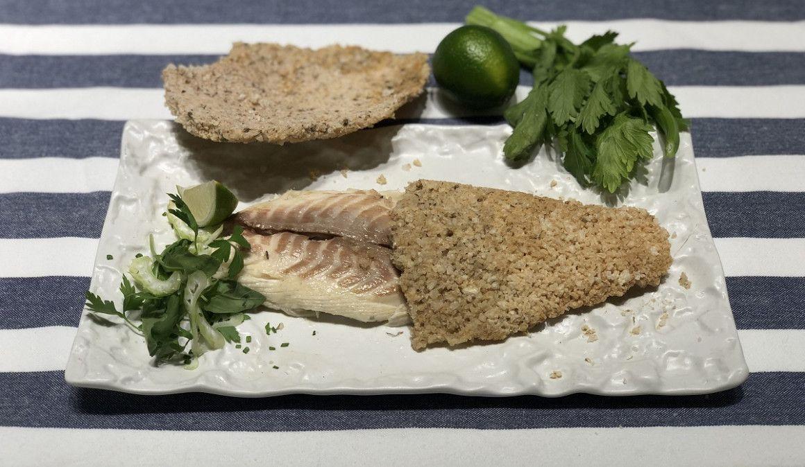 ¿Cómo hacer pescado a la sal?