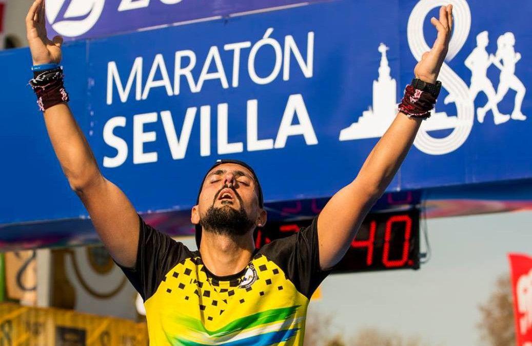 El menú para entrenar el maratón