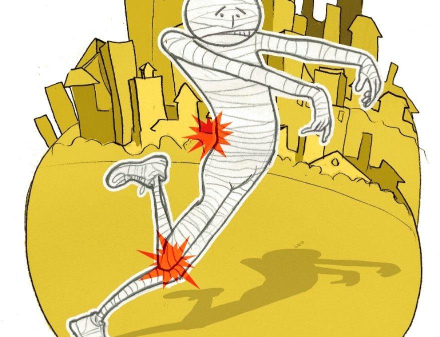 Cómo reducir el riesgo de caer lesionado