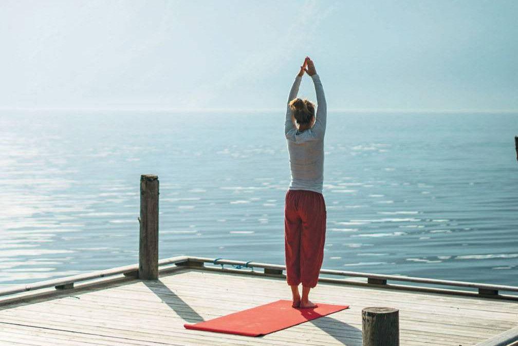 8 posturas de yoga para corredores
