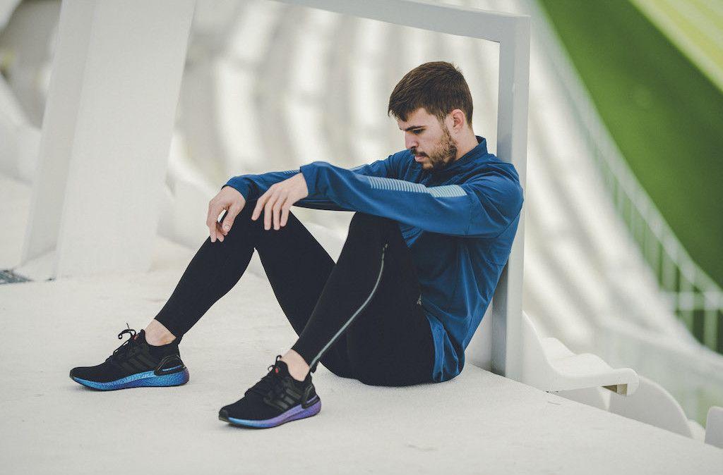 Así son las nuevas zapatillas favoritas de Óscar Husillos