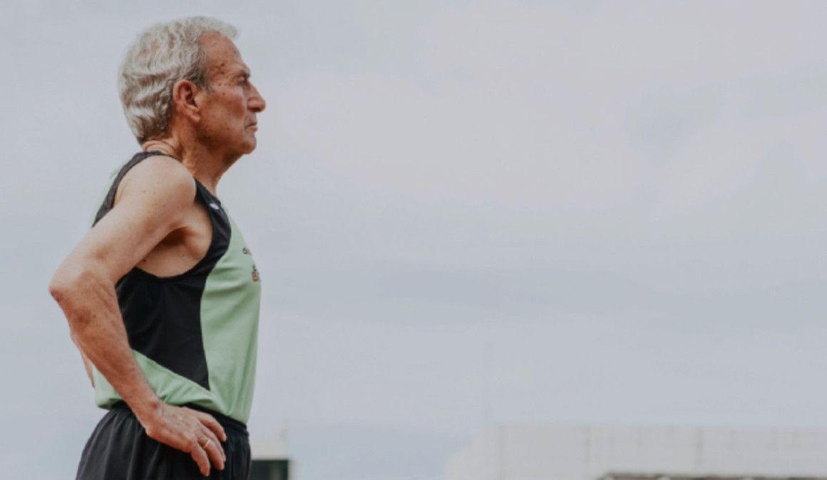 Manuel Alonso: un joven de 83 años