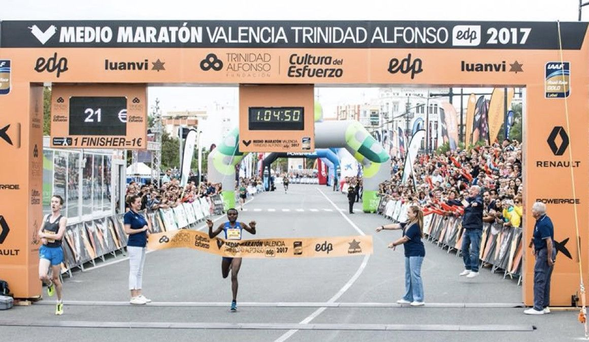 El Medio Maratón de Valencia en busca de los récords del mundo