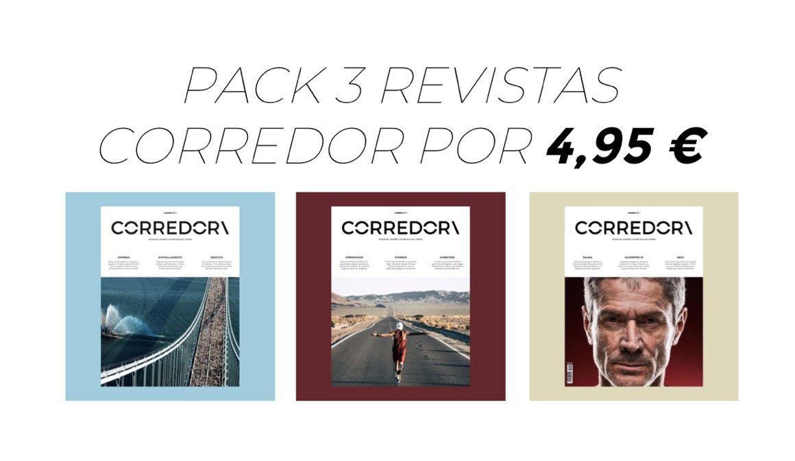 CORREDOR\ 1, 2 y 3 por 4,95 € en quioscos