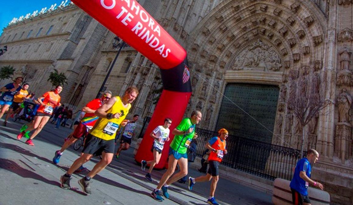 """La clave para no """"darte"""" contra el muro del maratón"""
