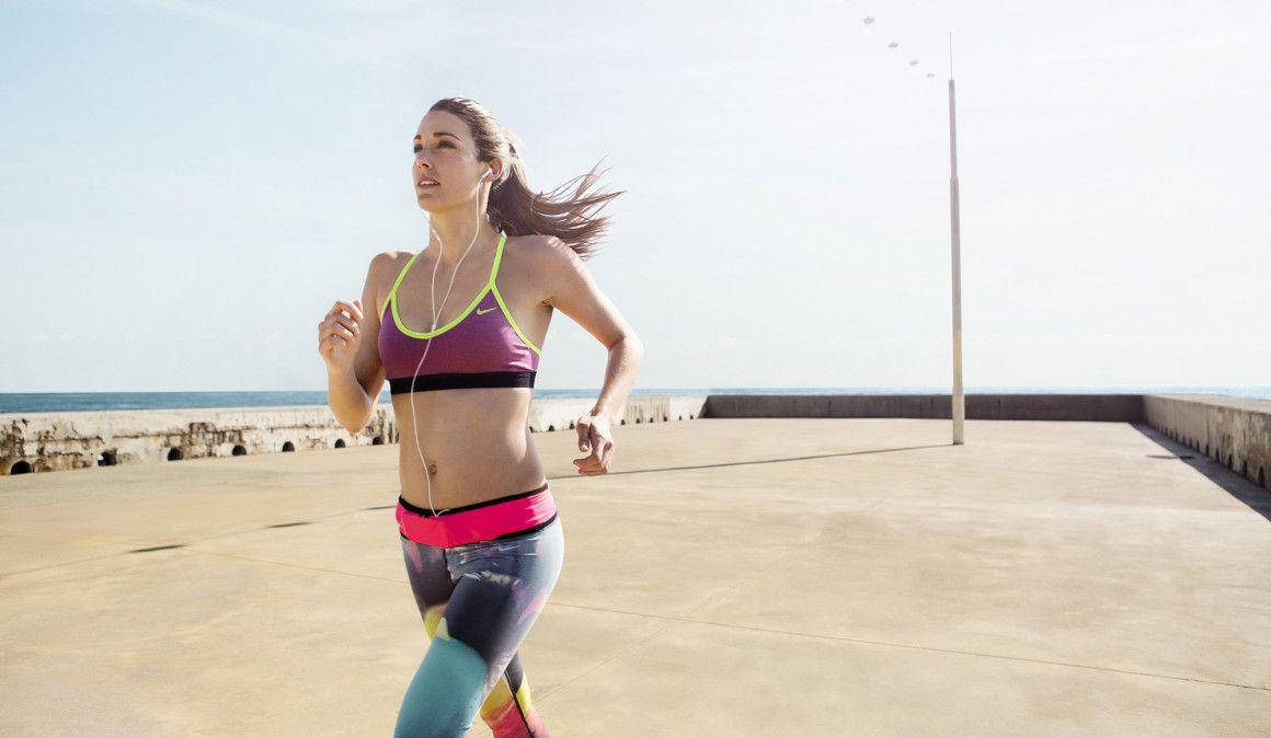 ¿Correr compensa un exceso de calorías en la dieta?
