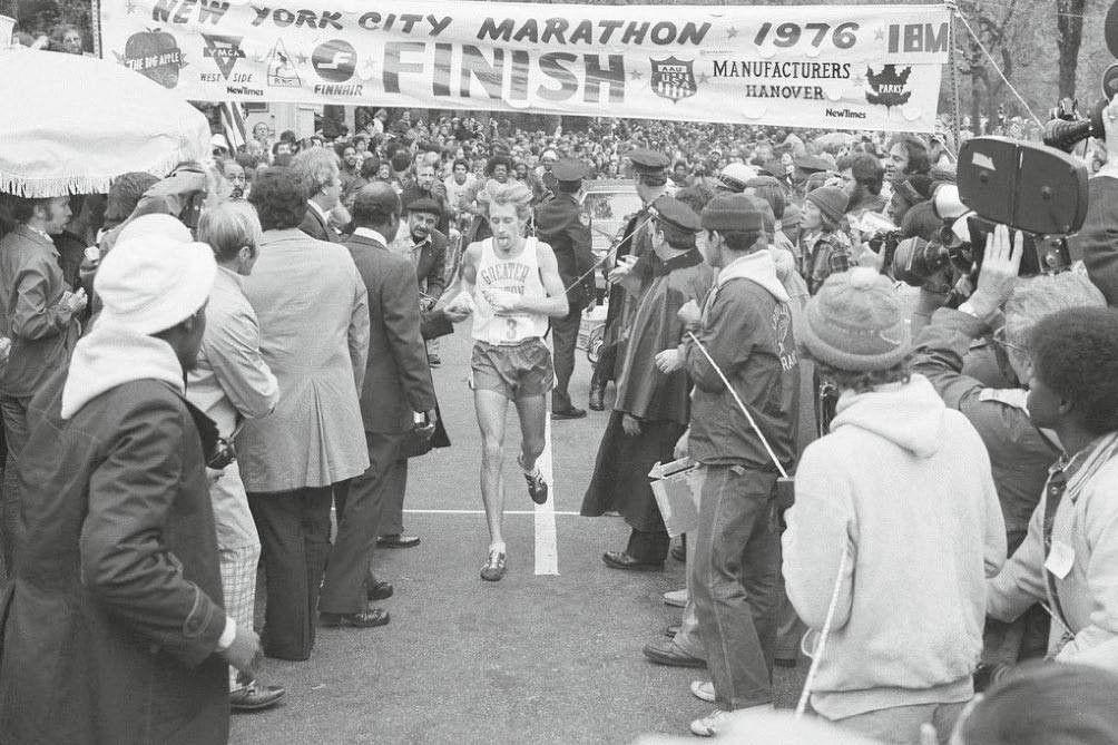 La historia del primer Maratón de Nueva York por los cinco distritos