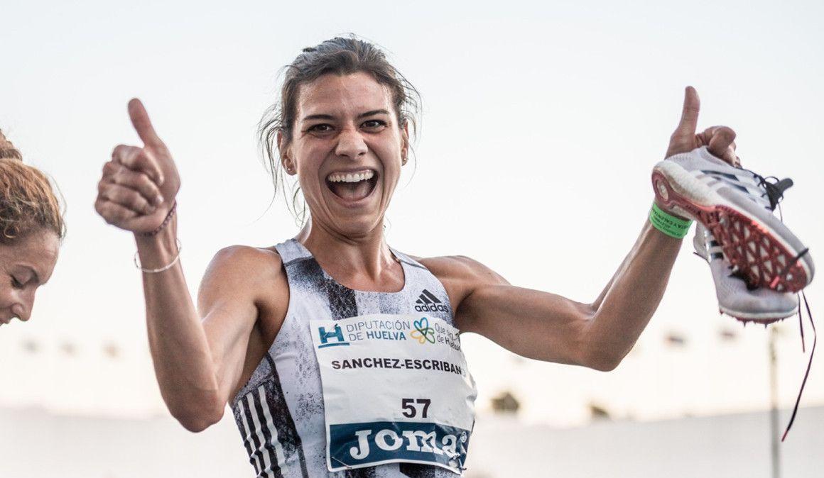 Mínima olímpica para Irene Sánchez-Escribano