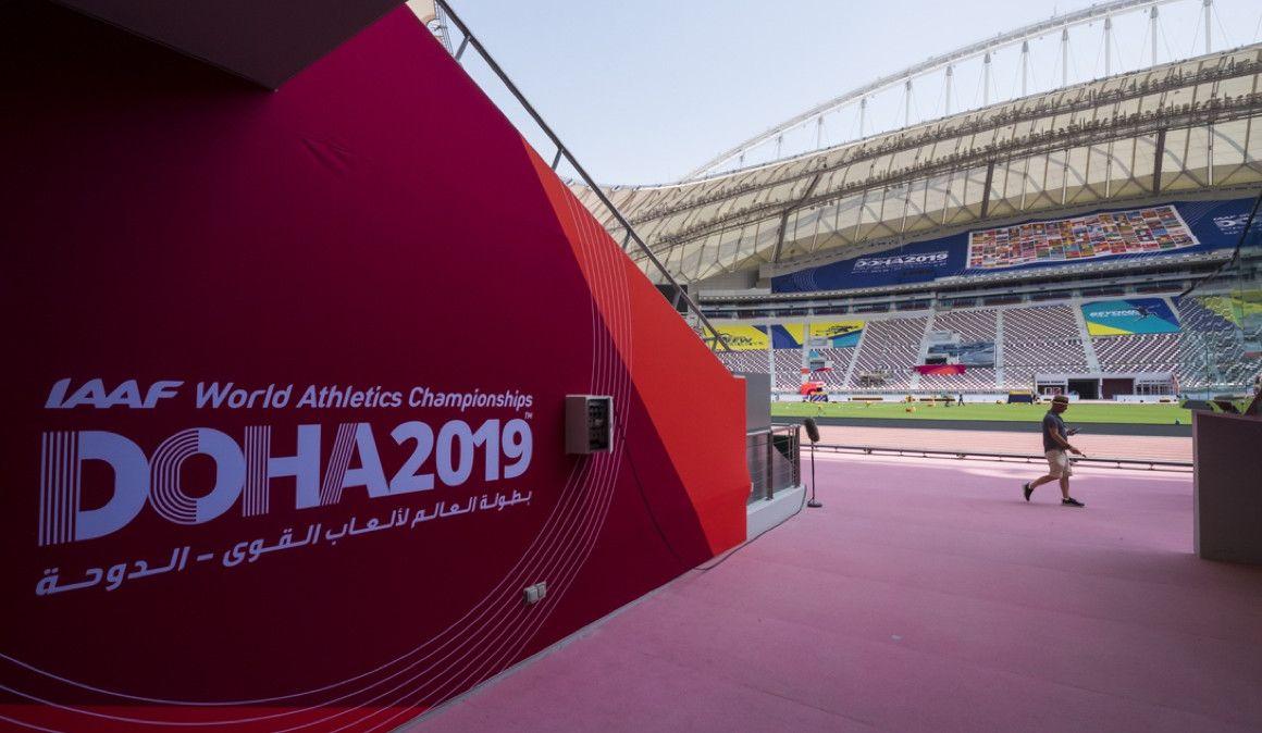 Primer maratón en Doha: cuestión de supervivencia