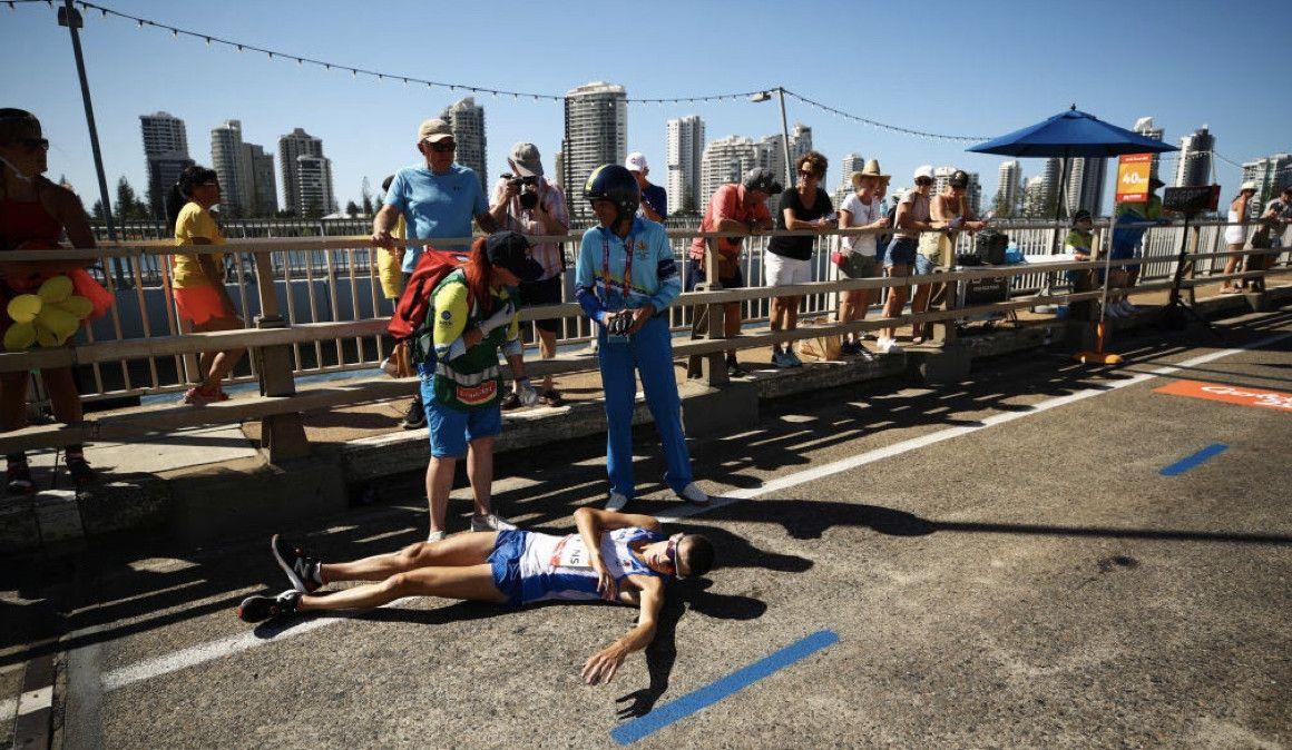 ¿Se podría suspender el maratón del Mundial de Doha?
