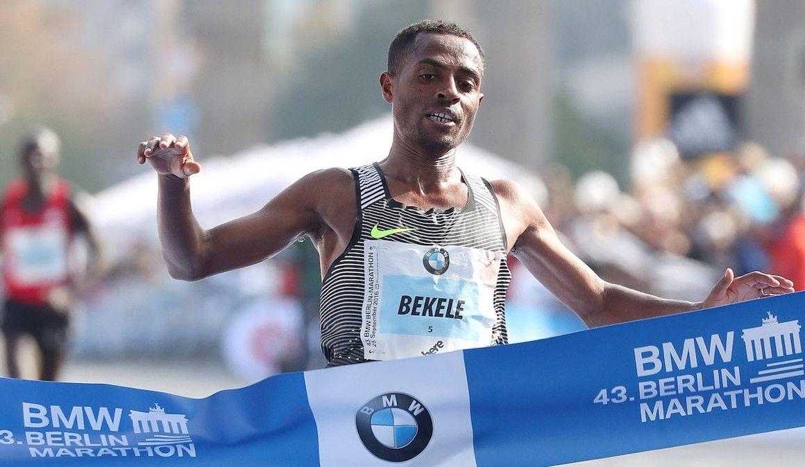 Bekele y Cherono lideran un atípico Maratón de Berlín