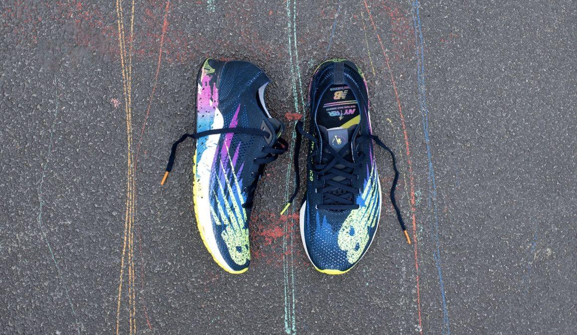Gana las New Balance edición limitada Maratón de Nueva York... ¡Y DOS DORSALES PARA CORRERLO!