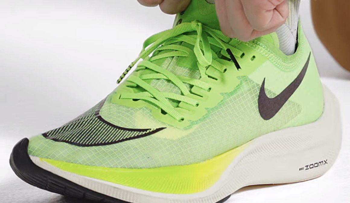 25 kilómetros con las Nike Vaporfly Next% | Material