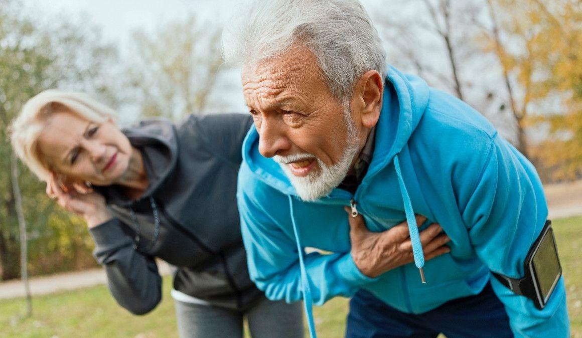 ¿Cómo actuar si un corredor sufre un infarto?