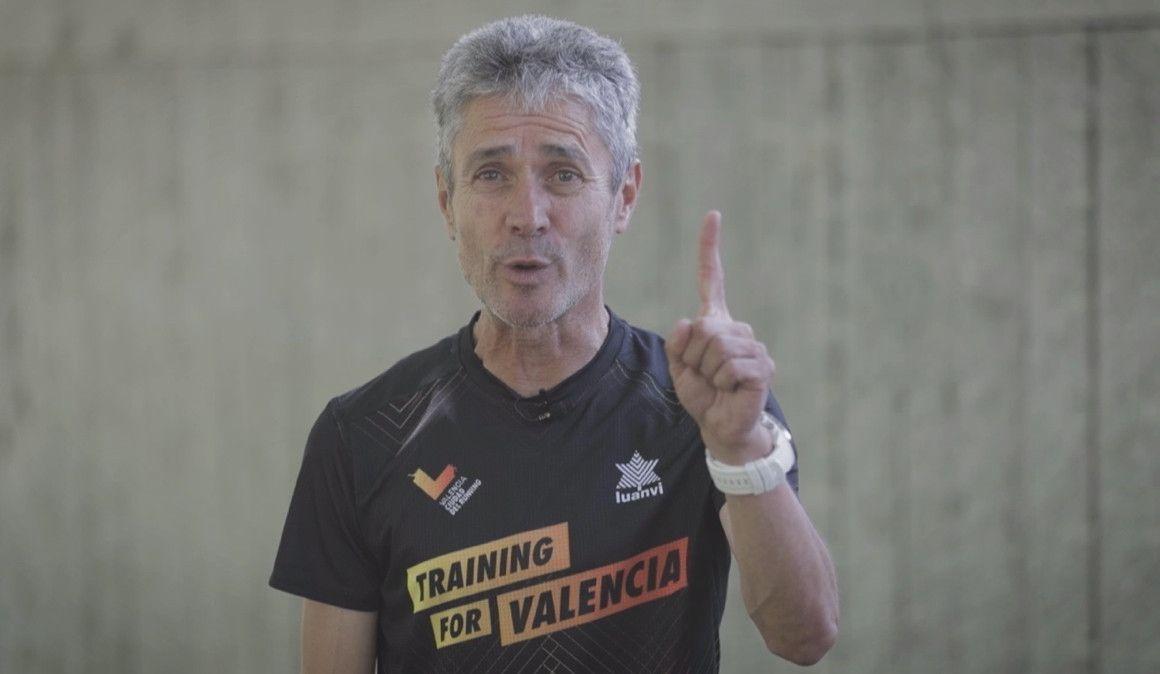 Los consejos de Fiz de cara al Maratón de Valencia