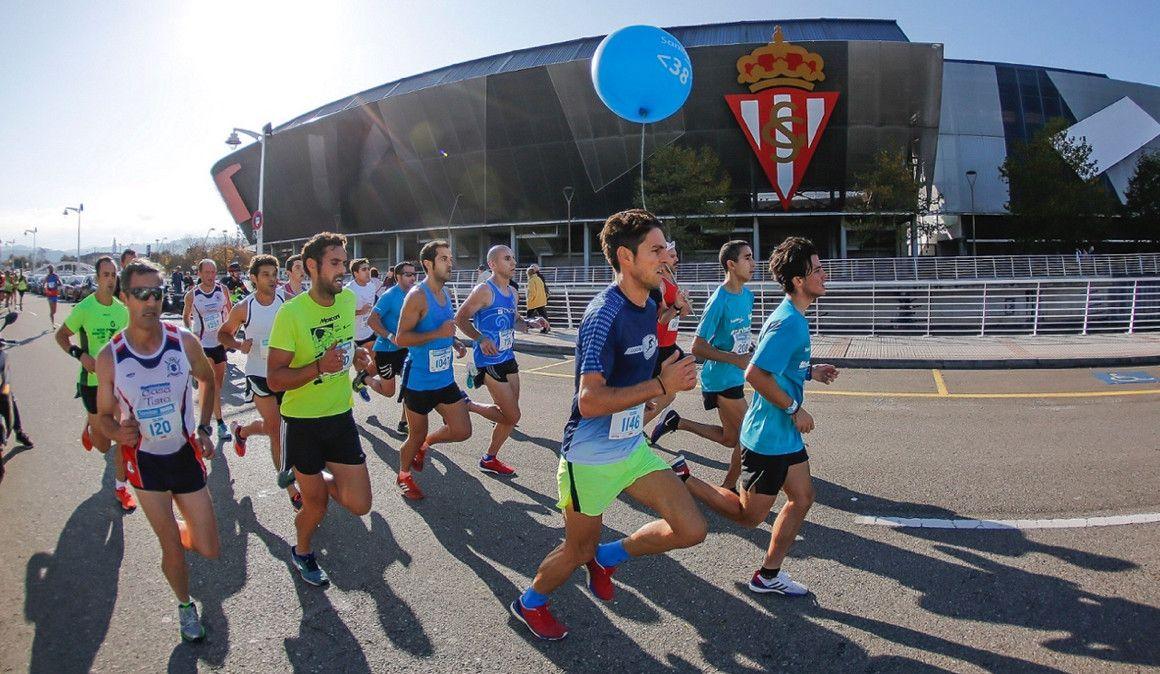 La Sanitas Marca vuelve a Gijón el 20 de octubre