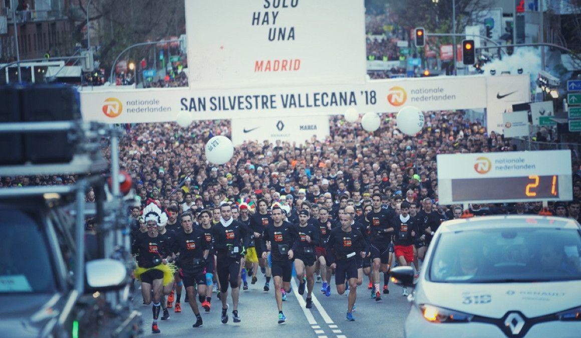 ¡No te quedes sin dorsal para la San Silvestre Vallecana 2019!