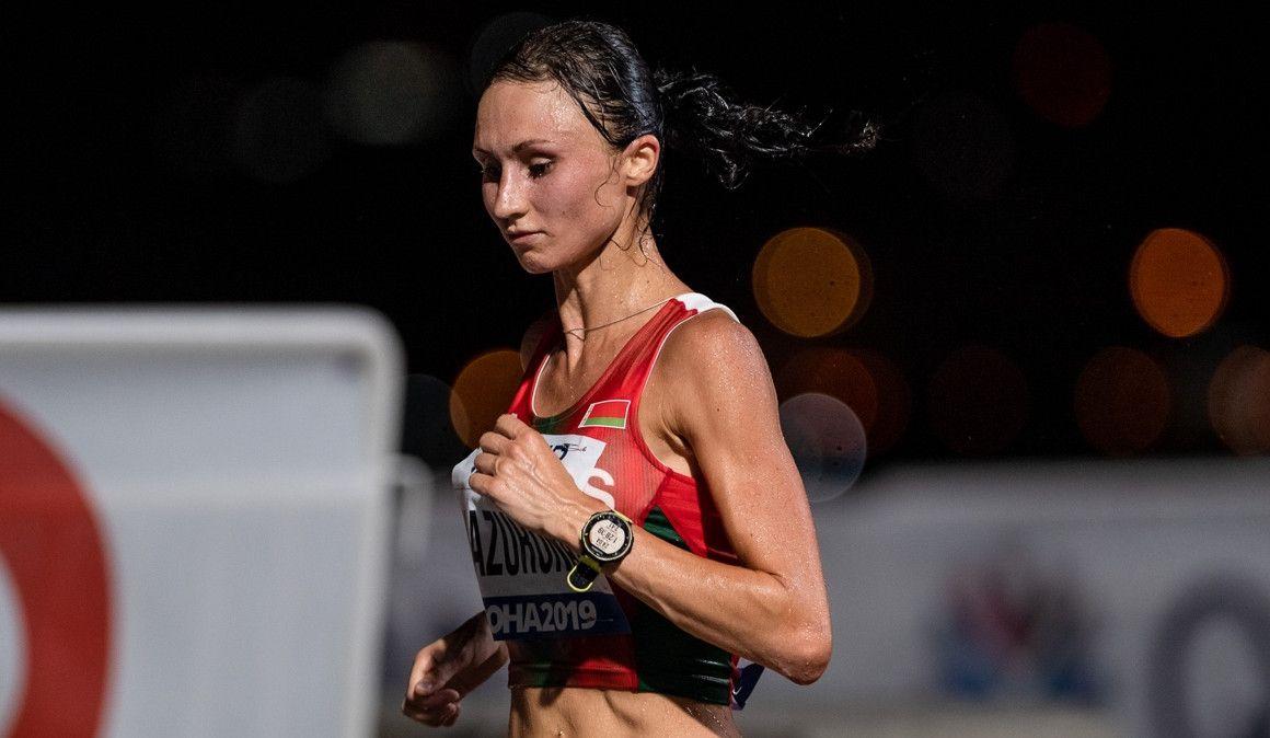 Mazuronak, quinta en el maratón, critica sin tapujos el Mundial de Doha