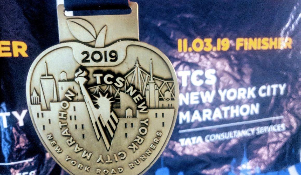 ¡Vive la 50ª edición del Maratón de Nueva York!