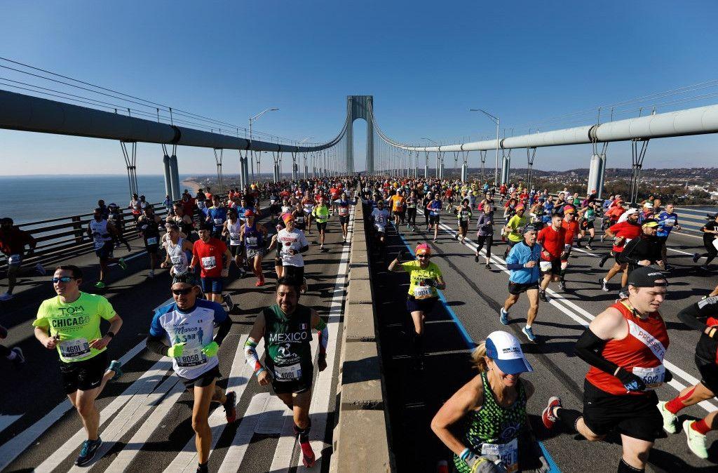 Kamworor y Jepkosgei vencen en el Maratón de Nueva York