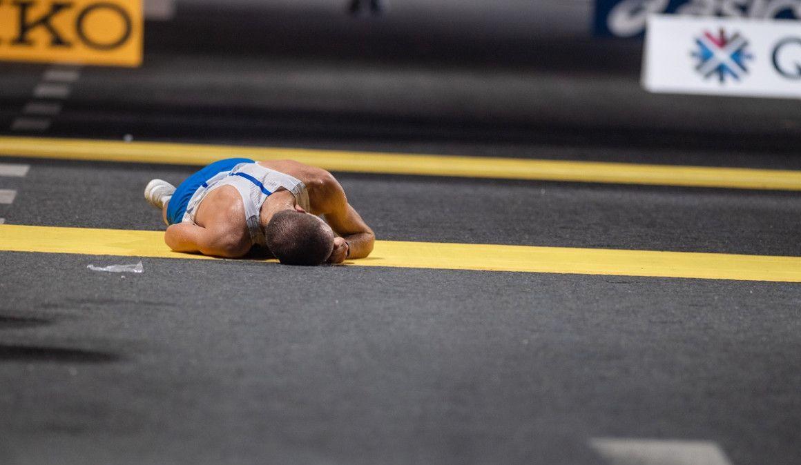 """Fiz: """"A los dirigentes de la IAAF se la suda el atletismo"""""""