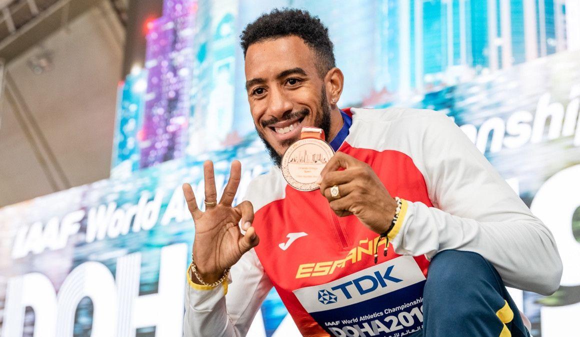 Se hizo justicia y Orlando Ortega recibió el bronce en Doha