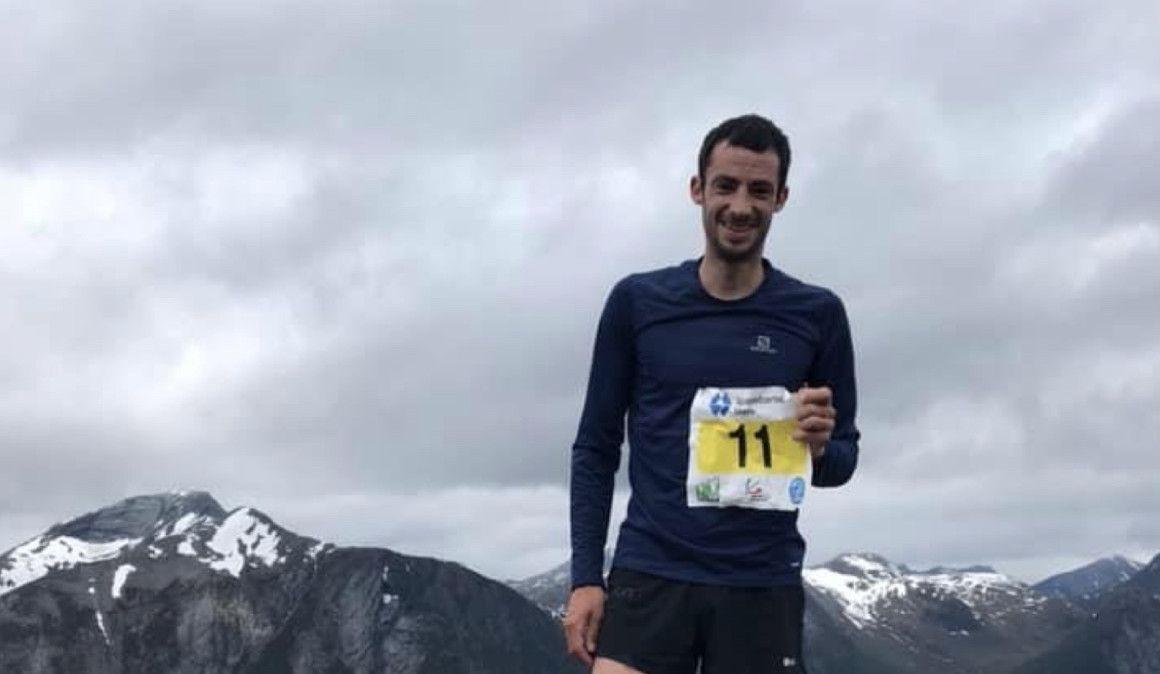 Kilian lo vuelve a hacer: 7km con 1.100 m D+ en 40:51