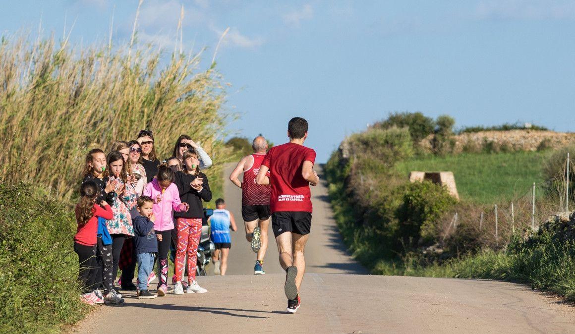 Menorca: un sueño hecho medio maratón