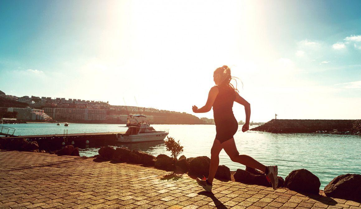 Recomendaciones para correr en verano