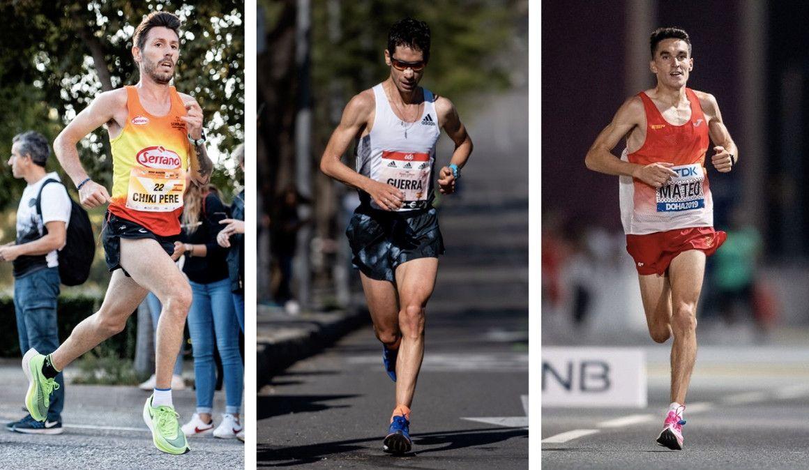 ¿Cuántos kilómetros hacen los maratonianos al año?