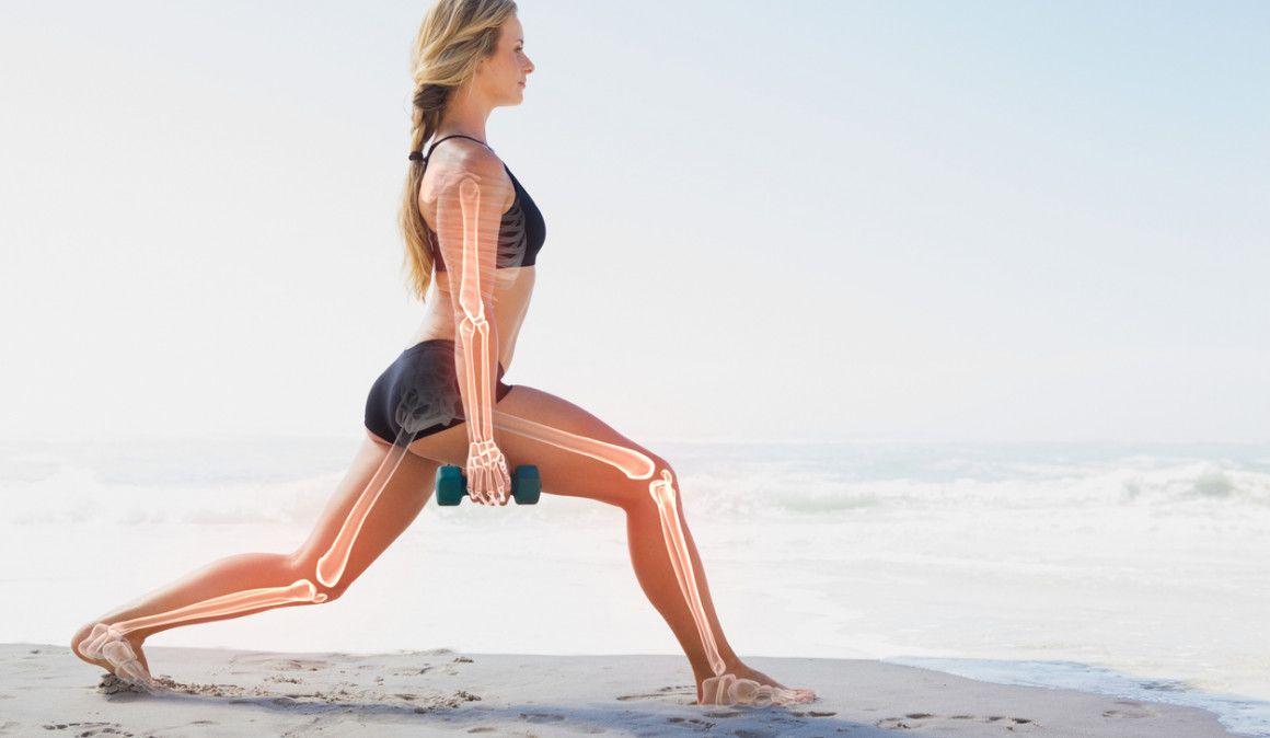 Factores clave en la salud ósea de las corredoras