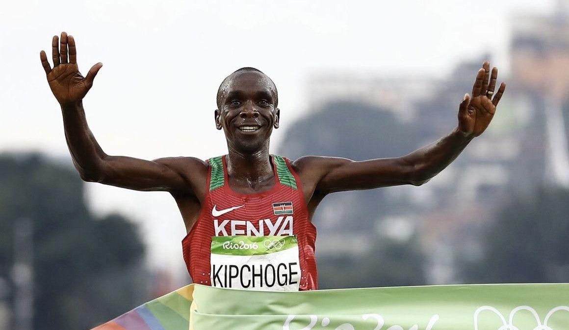 Kipchoge defenderá título en Tokio 2020