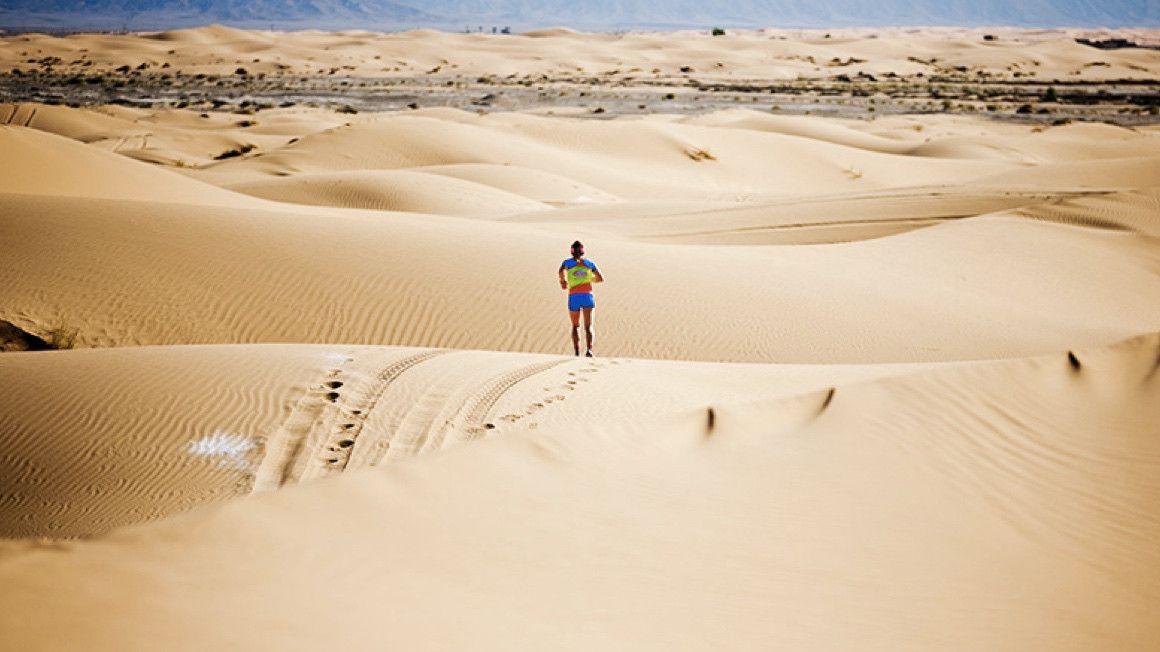La historia de la creación de la Desert Run