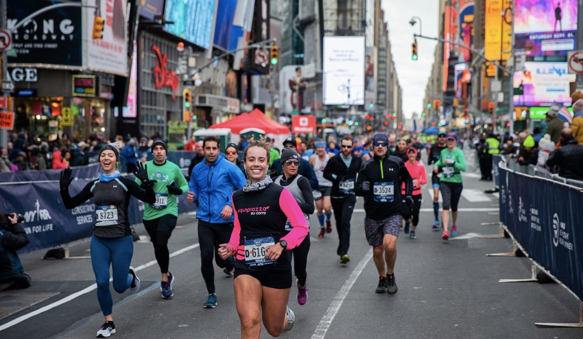 Dos medias maratones para 2020