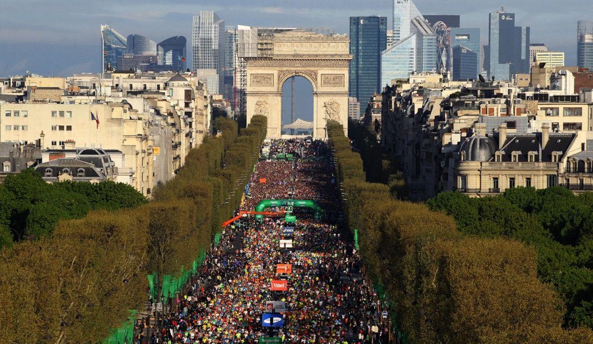 Viaja al Maratón de París desde 575 euros