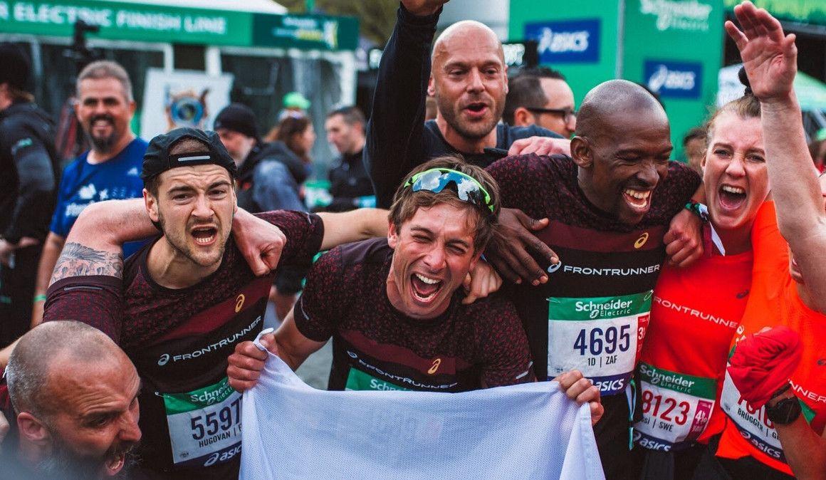 10 corredores y 450 kilómetros entre Londres y París
