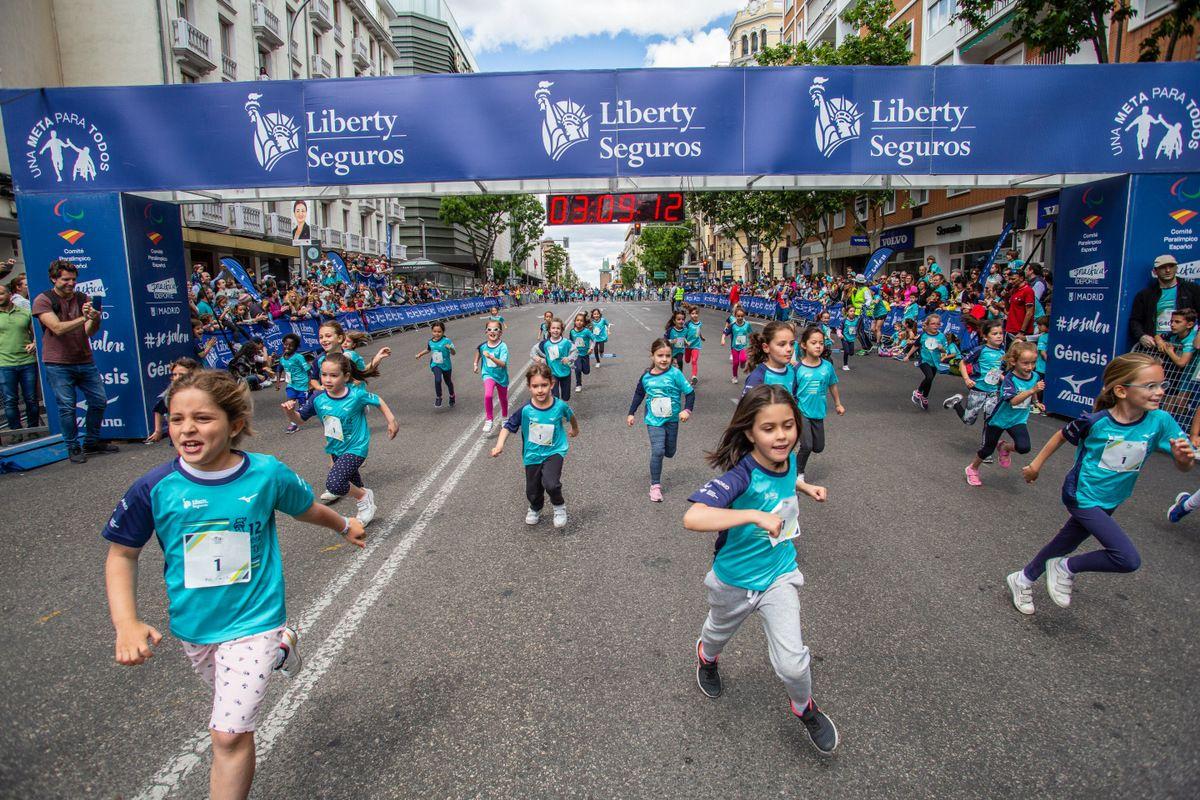 CARRERA LIBERTY | Carreras infantiles 6