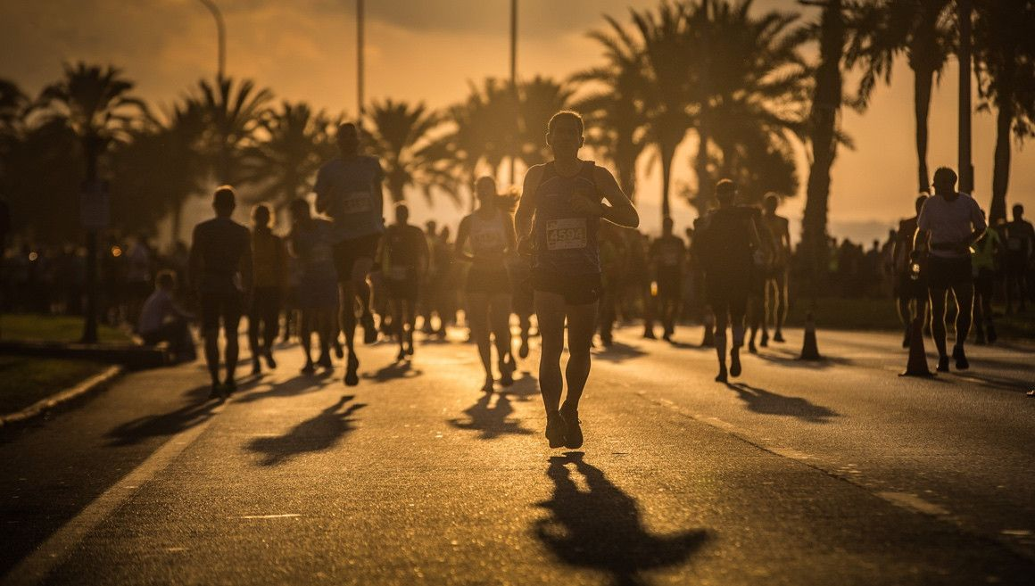 361º se convierte en la zapatilla oficial del Zafiro Palma Marathon