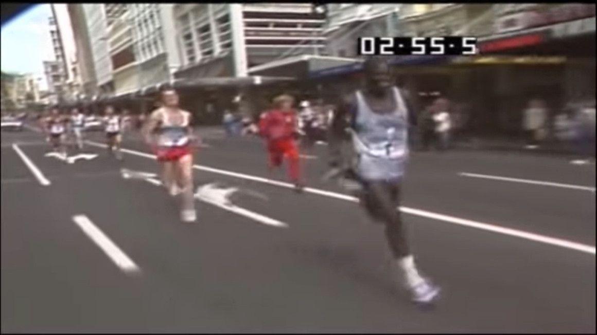 El maratón en bajada de Granada tuvo precedente en forma de milla