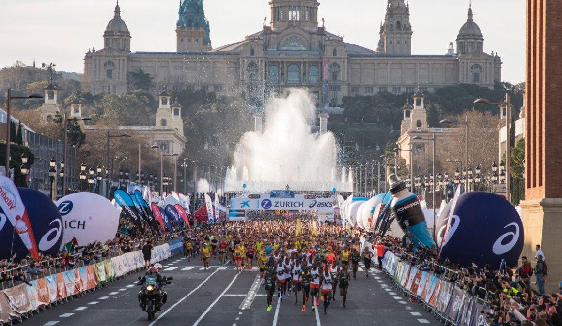 El Zurich Marató de Barcelona abre inscripciones