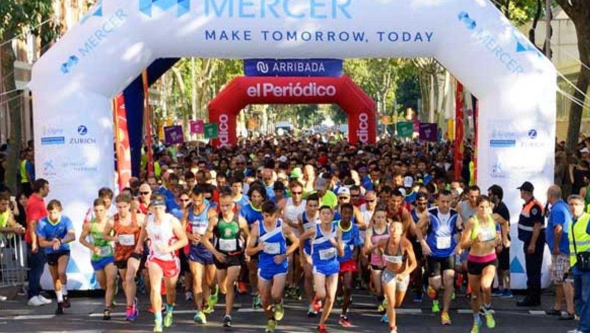 Barcelona acogerá el domingo 7 de julio la 28ª Cursa de la Vila Olímpica
