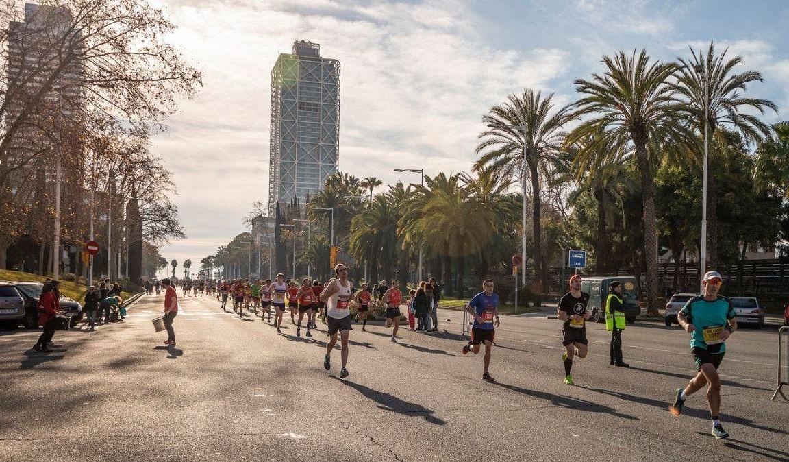 Abiertas las inscripciones para la Media Maratón de Barcelona
