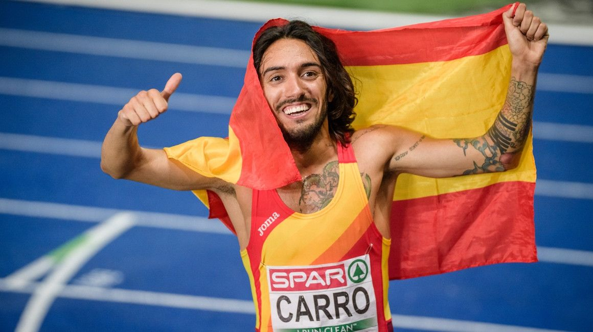 Desembarco español en la Golden Gala de Roma