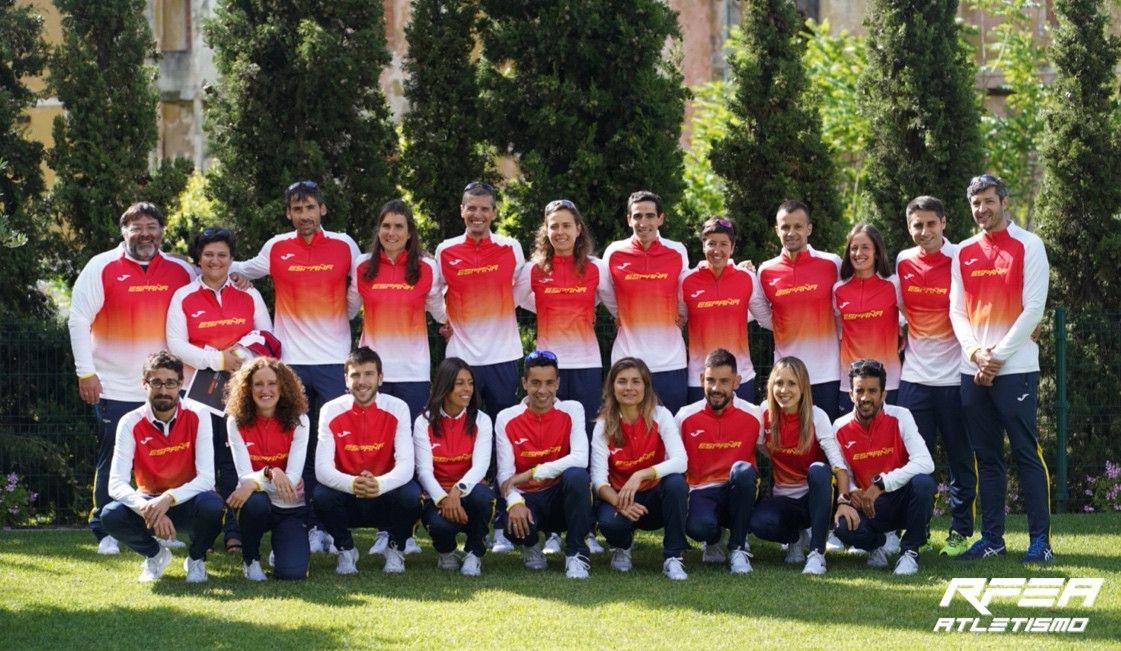Todos contra España en el mundial de trail