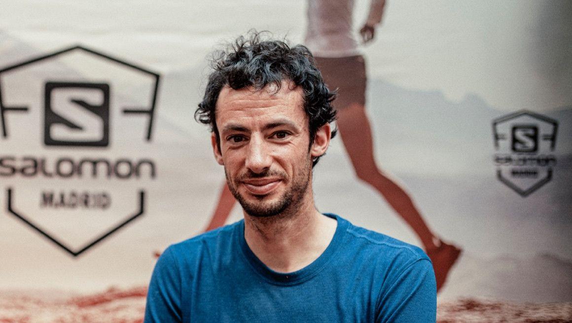 Kilian Jornet 1:26:48 en medio maratón con 1.400 m D+