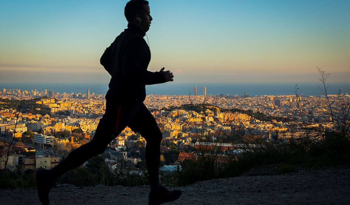 ¿Correr largas distancias consume masa muscular?