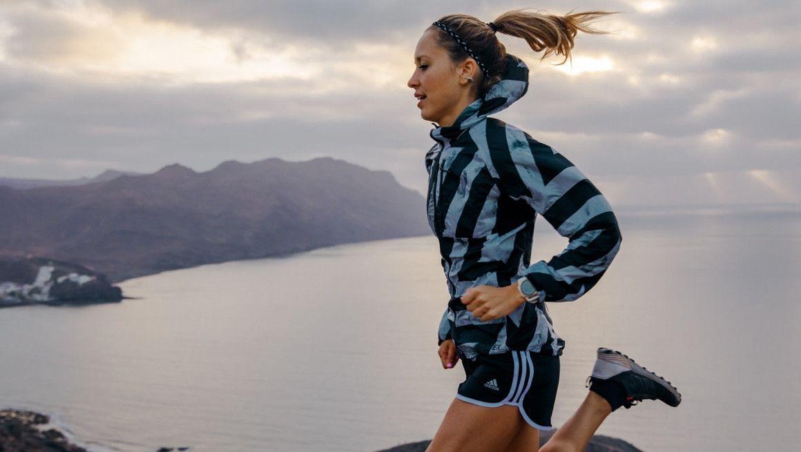 Los consejos de Sheila Avilés para un maratón de montaña