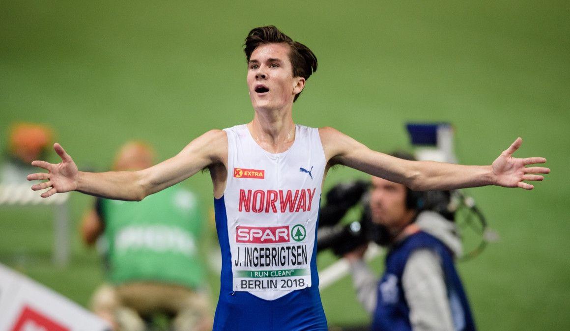 ¿Cumplirá Jakob Ingebrigtsen su sueño?