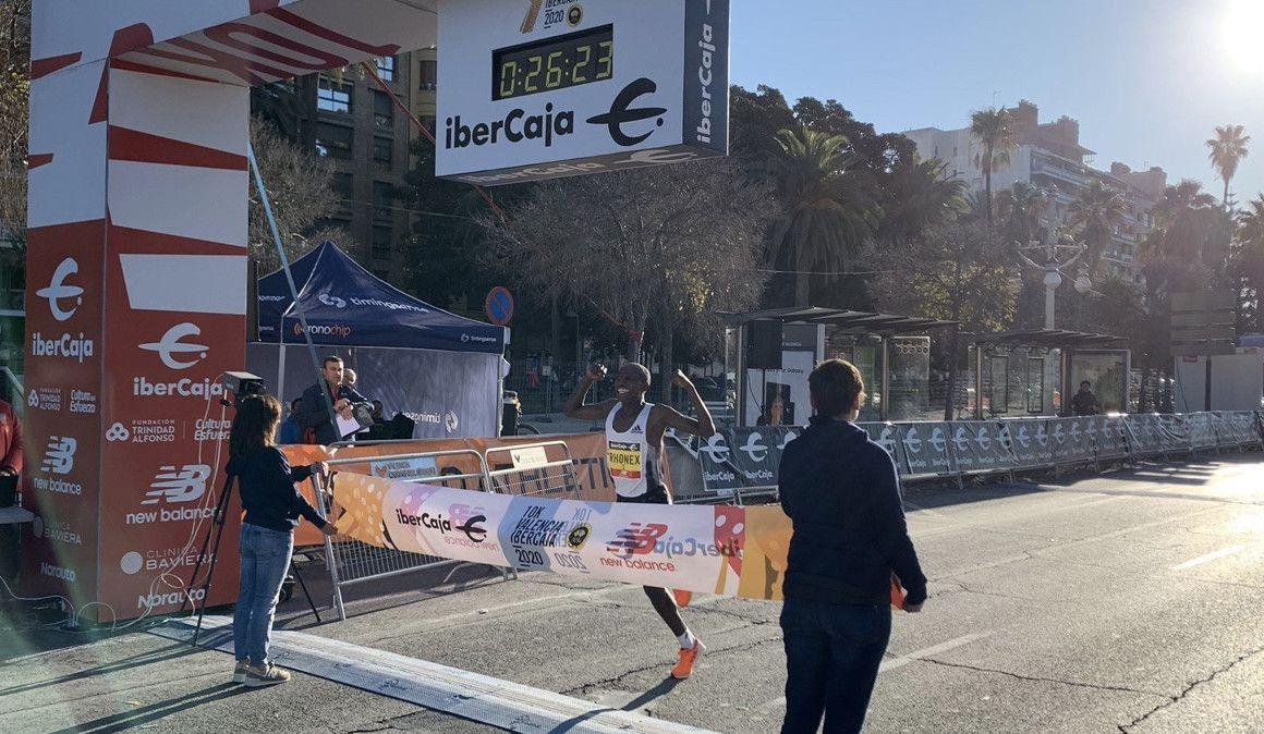 Día histórico y de récords en Valencia